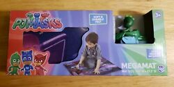 Pj Masks Megamat- Vehicle Included Brand New In Box 31.5 X 27.5 Inches. Ages 3+