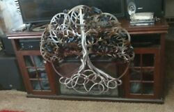 Large Metal Wall Art Tree Of Life Outdoor Wall Art Deck Porch Patio Decor Gifts