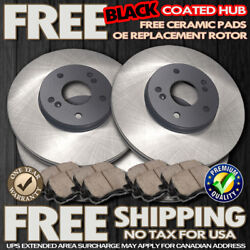 O0934 Fits For 1999 2000 2001 2002 2003 2004 Ford Mustang Gt Brake Rotors Pads
