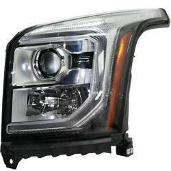 Hid Headlight Lamp Left Hand Side Hid/xenon Driver Lh Gm2502414 23387145 For Gmc