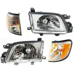 Auto Light Kit Left-and-right 84101fc051 84101fc041 84001fc230 84001fc220