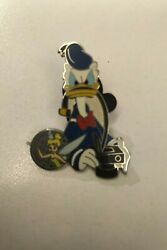 Early 2000and039s Disney Official Pin 4th In Series Share The Magic Donald Duck