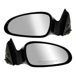 Pair Mirrors Set Of 2 Left-and-right Heated For Chevy Gm1321273, Gm1320273