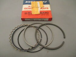 Nos Kawasaki Oem Piston Ring Set Std 1980 Kz750 1980-1983 Kz440 13008-5029