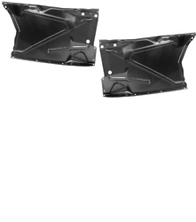 Chevy,gmc Pickup Truck Front Inner Fender Set Left And Right 1955-1957