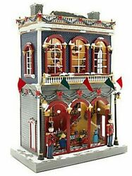 """Mr. Christmas Dillard's Department Store Animated Village 21.5"""" Extremely Rare"""