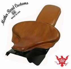 Spring Seat 1998-2020 Harley Touring Spring Conversion Mounting Kit D T Leather