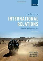 Introduction To International Relations Jackson And Sorensen Current Seventh Ed