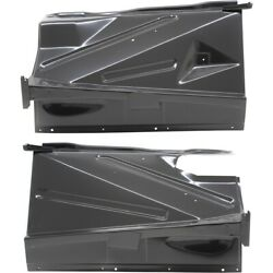 Set Of 2 Wheelhouses Front Left-and-right For Chevy Lh And Rh C10 Pickup C20 Pair