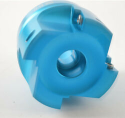 Al. 400r-63-22-4f Indexable Face Milling Cutter 4flute For Apkt1604 For Aluminum