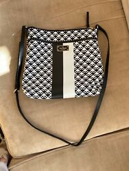 """kate spade leather crossbody handbags never worn perfect condition 10.5"""" high $110.00"""