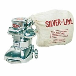 Essex Silver Line Sl-7 Corded Floor Edger With Hook And Loop 115 V 1.5 Hp