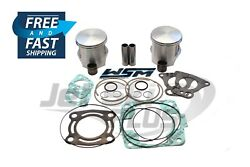 Polaris 700 Top End Piston Rebuild Kit .5mm Ships From Midwest Fast Delivery
