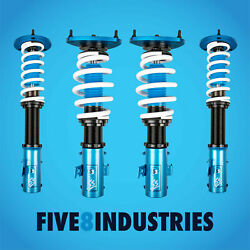 For 03-07 Subaru Forester Sg Five8 Industries Coilovers Height Adjustable Kits
