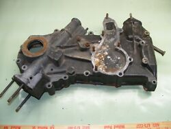 M715 M725 M724 Military Truck Jeep Kaiser 230 Ci Engine Timing Chain Cover 3