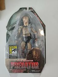 Neca Ahab Predator Sdcc Exclusive New And Sealed