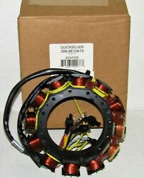 New Quicksilver Marine Boat Stator Assembly Part No. 398-9610a19