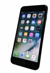 Iphone 7 Plus 256gb Black Used Atandt Unlocked Phone 5 Free Accessories Included