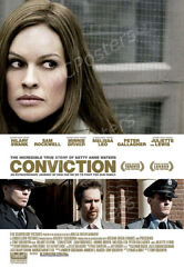 Posters Usa - Conviction Hilary Swank Movie Poster Glossy Finish - Prm145