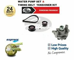 For Renault Master T28 2.5dci 2001 Timing Cam Belt Tensioner Kit And Water Pump