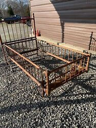 Antique Childs Murphy Bed