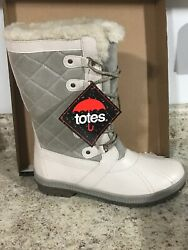 Women's Totes Size 10 Winter Boots $68.00