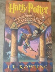 """""""harry Potter And The Sorcerers Stone"""" Print Canvas Library Display Art Poster"""