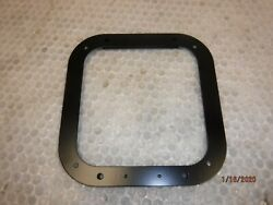 68-72 Chevelle/el Camino New 4-speed Bench Shift Boot Retainer 70-72 Monte Ss 70