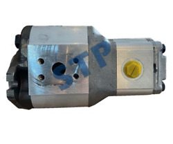 New 6675661 Hydraulic Pump Double For Bobcat