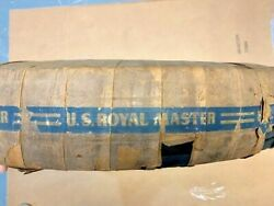 Us Royal Master Air Ride 6.70-15 Antique Rayon Tire Ford Chevy Dodge Etc.