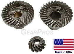 Lower Unit Gear Set 40-50 Hp Johnson / Evinrude Outboard - 397627 - 332489