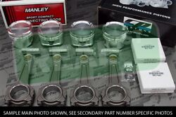 Cp Pistons Manley
