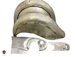 Indian Chief Front And Rear Raw Fender Mudguards + Chain Guard Post War |fit For