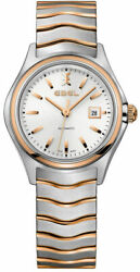Watch Woman Ebel 1216236 Of Stainless Steel - Silver