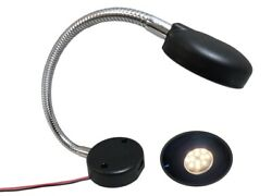 Pactrade Marine White Led Flexible Chart Reading Light Usb Charger Touch Switch