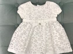 Mayoral new brand baby  girl cute white 2 pc dress for spring summer several si $25.00