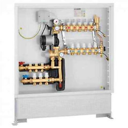 1725g1a2l 003 Caleffi Fixed Point Thermostatic Regulation Group