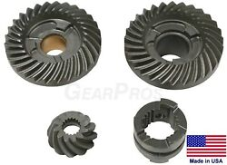 Lower Unit Gear Set 40-60 Hp Johnson / Evinrude Outboard - 433570 - 397128