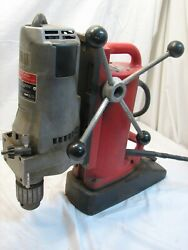 Milwaukee 4231 Electromagnet Magnetic Drill Press 4262 Motor Tool