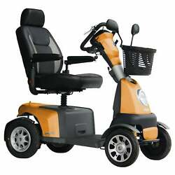 Van Os Excel Galaxy Plus 4 Mobility Scooter