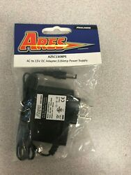 Ares Rc Azsc1308ps 100-120v Ac To 13.8v 0.8 Ah Power Supply Free Shipping