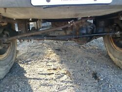 Ford Dana 60 Kingpin Front Axle Assembly Drivers Side Drop Jeep Swap Will Ship
