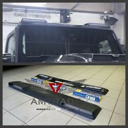 G Class Brabus Style Roof Spoiler With Hella Led New G Wagon W464 G500 G63 G800