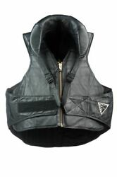 Tipperary Phoenix Finalist Leather Protective Rodeo Vest