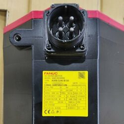 1pcs Used For Fanuc A06b-0246-b100 Servo Motor Tested In Good Conditionqw