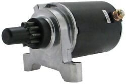 New Starter Replacement For Tecumseh Engines Industrial Ohv120 12 Volt 206-07119
