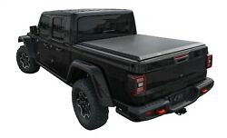 Access Covers Lorado Soft Rollup Tonneau Cover For 2020 Jeep Gladiator