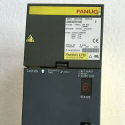 1pcs Used Fanuc A06b-6079-h301 Servo Amplifier Tested In Good Conditionqw