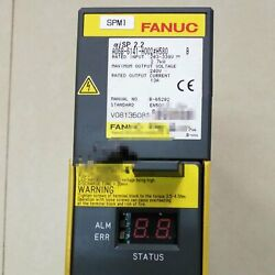 1pcs Used Fanuc A06b-6141-h002h580 Servo Drives Tested In Good Conditionqw