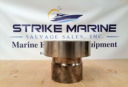 80mm X 203mm Steel Shaft Coupling Tapered
